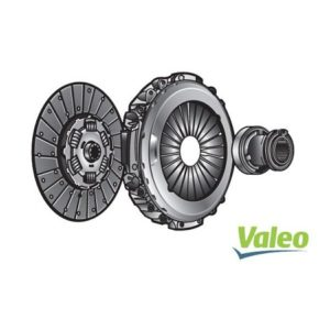 Kit d'embrayage - VALEO 827176 IVECO