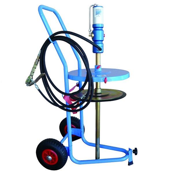 Distributeur de graisse mobile 60/1 fût 50 kg - ALGI 07705501