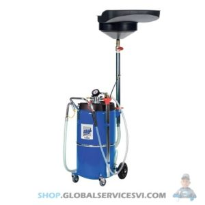Vidangeur aspirateur d'huile mobile 90L - ALGI 07793000