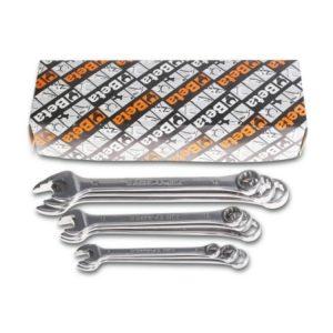 Clé mixte acier inoxydable BETA TOOLS outils professionnels