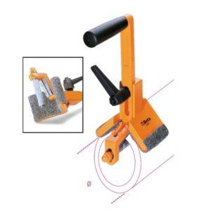 Appareil pour couper et ébavurer les tubes PVC. Plomberie Tuyaux BETA TOOLS