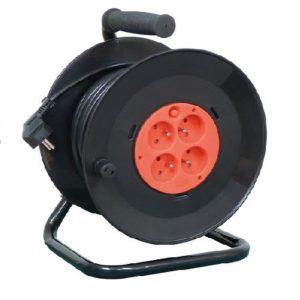 ENROULEUR DE CABLE ELECTRIQUE-40M- 3X15 SODISE - 01555 enrouleurs electrique sodise