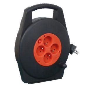 ENROULEUR DE CABLE ELECTRIQUE -10M- 3X15 SODISE - 01585 sodise