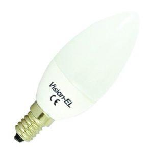 AMPOULE LED 4W FLAMME E14 3000°K 02023