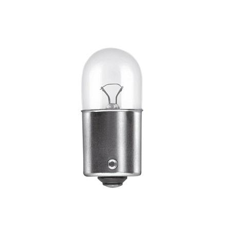 Lampes graisseur 12V 5W BA15S avec culot métallique OSRAM 5607