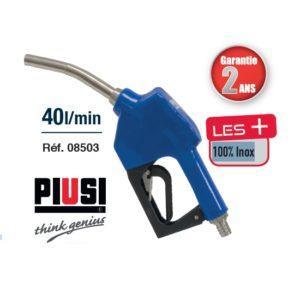 PISTOLET AUTOMATIQUE INOX P/AD BLUE SODISE 08503