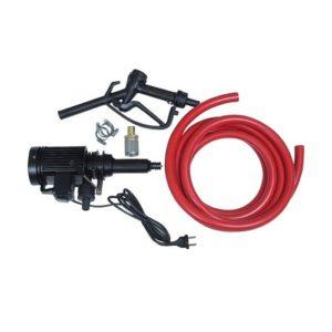 POMPE VIDE-FUT PICO 230V - TRANSFERT GASOIL/EAU/ANTI-GEL SODISE 08524
