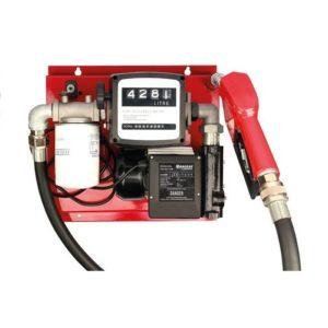 STATION GASOIL 230V AVEC FILTRE SODISE 08599