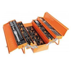 Boite a outils 5 cases, metallique BETA TOOLS C20, C20L