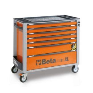 Servante mobile sept tiroirs Large BETA TOOLS C24SAXL/7-O