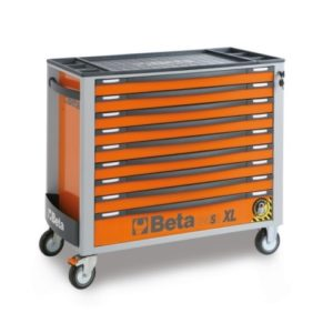 Servante mobile neuf tiroirs Large BETA TOOLS C24SAXL/9-O