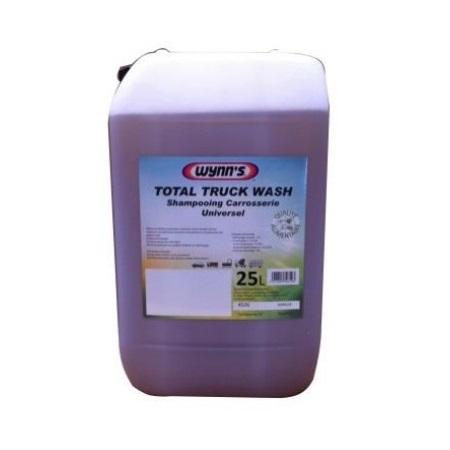 TOTAL TRUCK WASH 25L nettoyant alcalin hautement concentré WYNN'S 32610