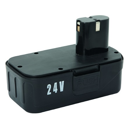 Batterie pour clé à chocs 1/2 SODISE 39875