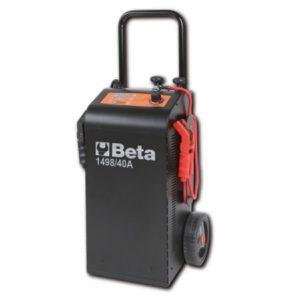 Chargeur démarreur multifonction 12-24V BETA TOOLS 1498/40A