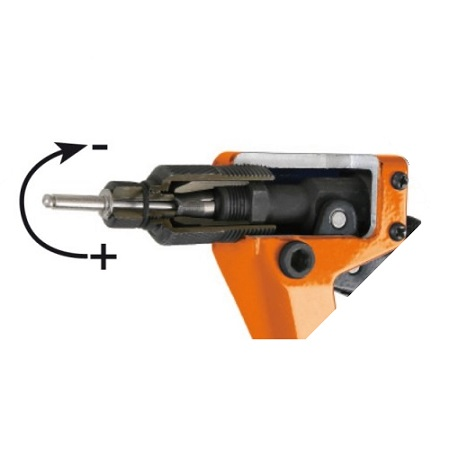 Pince a riveter ultra compacte BETA TOOLS 1741U