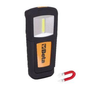 Lampe rechargeable compacte a LED BETA 1838COB
