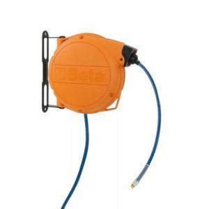 Enrouleur pour air comprimée ou eau froide BETA 1901BM/8
