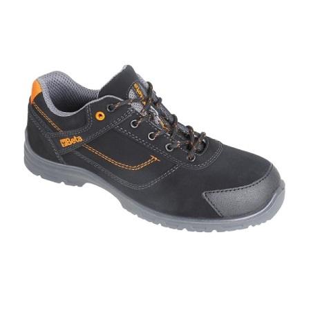 Chaussure basse en Nubuck hydrofuge BETA 7214FN