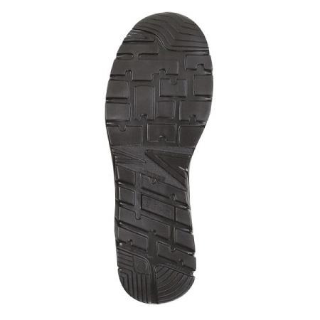 Chaussure FIT PRO basse en tissu mesh noire BETA 7341N