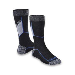 Chaussettes courtes avec inserts en texture respirante BETA 7425