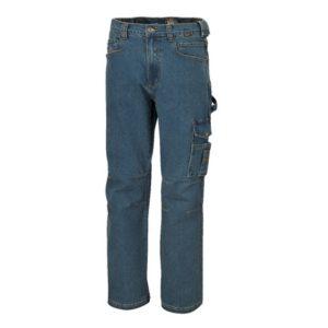 Pantalon jeans de travail élastifié BETA WORK 7525