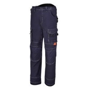 Pantalon de travail multipoches BETA WORK 7816BL