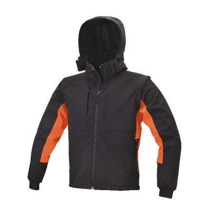Veste avec capuche et manches détachables BETA WORK 7683