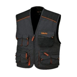 Gilet de travail multipoches BETA WORK 7907E