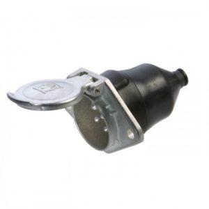 Socle de prise 7P/24V - ISO 1185 - Type N ERICH JAEGER 111009