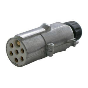 Fiche de prise 7P/24V - ISO 3731 - Type S ERICH JAEGER 211013