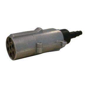 Fiche de prise 7P/24V - ISO 1185 - Type N ERICH JAEGER 211035