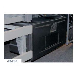 Coffre de rangement camion 1000x500x480 mm - JONESCO JBX100