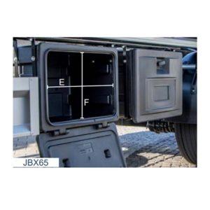 COFFRE 580 X 400 X 450 JONESCO JBX65