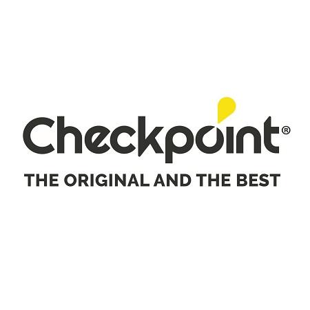 CHECKLOCK SQUARE 32MM 10 STUD 335 P - Checkpoint CLSQ3210335