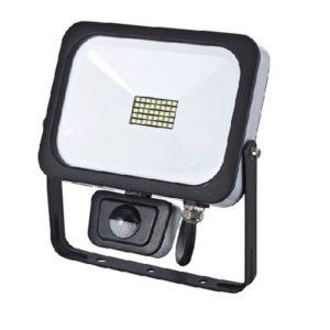 PROJECTEUR LED EXTRA PLAT 20W 1600LM AVEC DETECTEUR RADAR SODISE 02401-1
