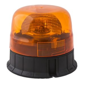 Gyrophare 23W 3 Points orange