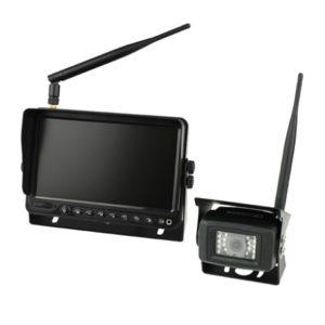 Kit camera sans fil ecran 7 pouces camera IP66