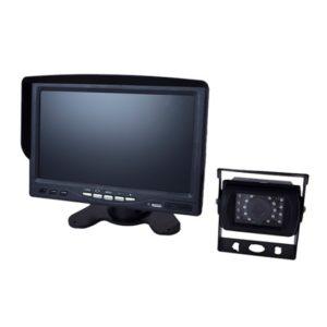 Kit comprenant 1 ecran et 1 camera couleur IP67