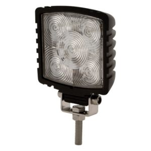 Mini phare de travail 5 Led carre SPOT - 12/24V 08A