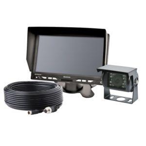 Ensemble video ecran 7 pouces LCD camera 18 LED IR