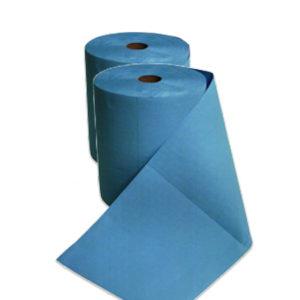 2 Bobines 500 FTS 38x38 cm ouate bleu G040GSM