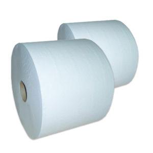 2 Bobines 1500 FTS 30x22 cm ouate blanc recyclé G192LWZ