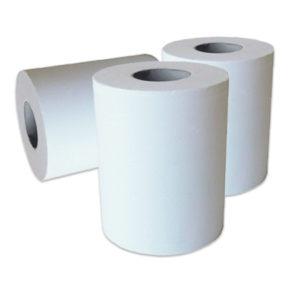 6 rouleaux essuie-mains formats 30 cm ouate recyclé H262LMR
