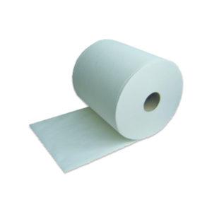 2 Bobines papier 30x26 cm - non tissé blanc Souple K439LWZ