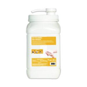 4 Bidons savon microbilles non solvanté a l'orange 3L S231Z