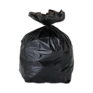 10 rouleaux de 50 Sacs poubelle noirs 50 litres T050HNR