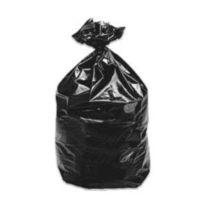 8 rouleaux de 25 Sacs poubelle noirs 110 litres T110BNR