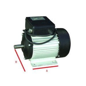 MOTEUR 5.5CV 400V 3000 TR/MIN
