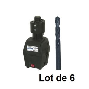 LOT 6X10434 AFFUTEUR ELECTRIQUE POUR FORETS