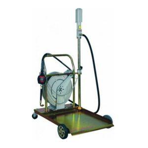 Ensemble pneumatique huile 180-220kg